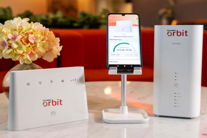 Sewa Modem Telkomsel Orbit